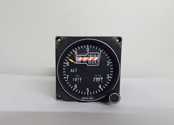KEA 346 Altímetro Encoding